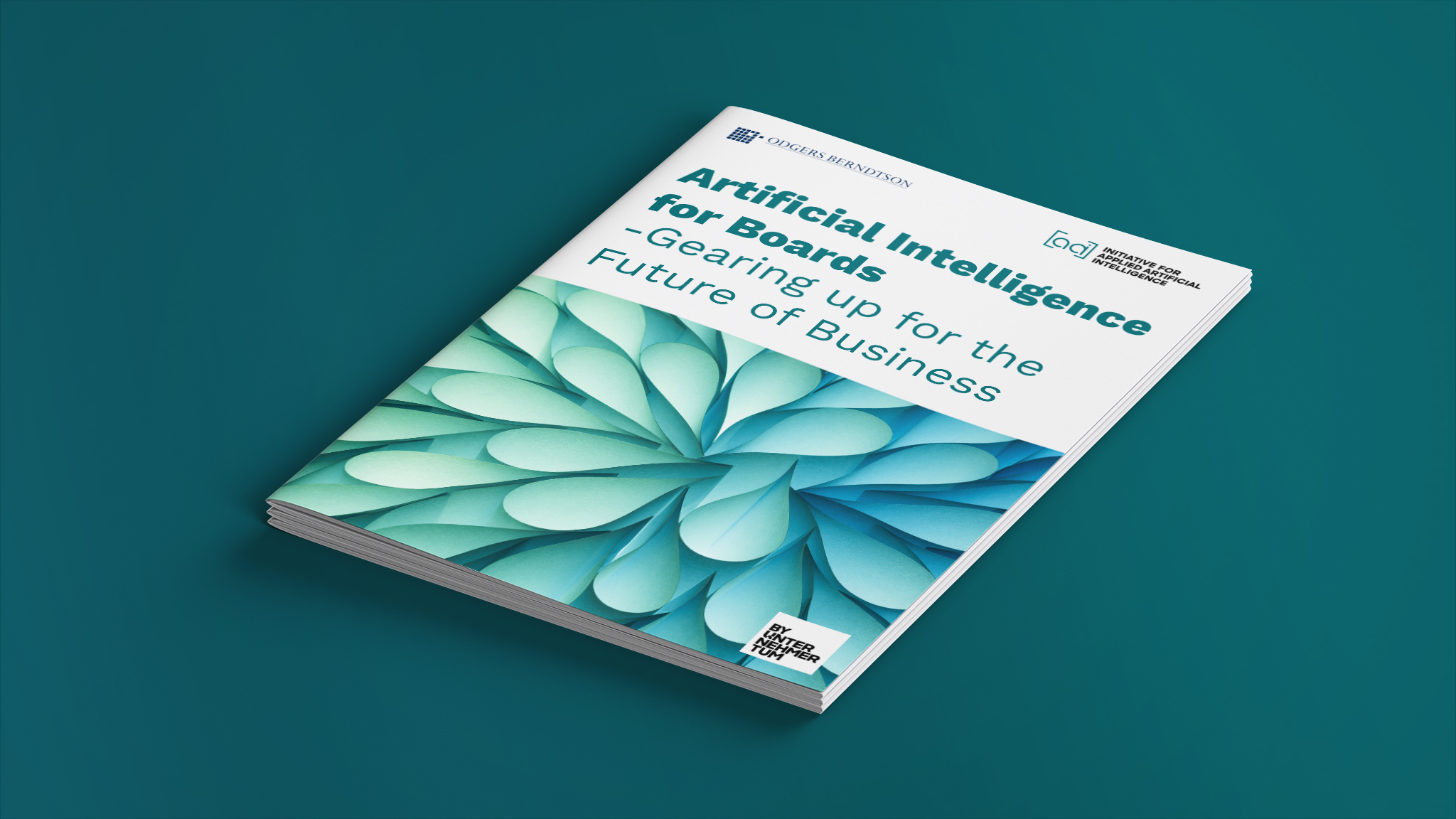 Artificial Intelligence for Boards -Gearing up for the Future of Business