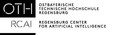 Logo vom Regensburg Center für KI der OTH