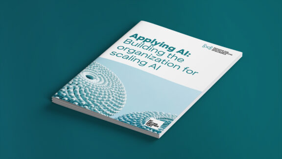 AAI Whitepaper Mockup Organizing AI