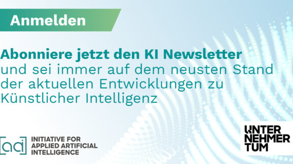 Appled AI Newsletter Linked In Banner