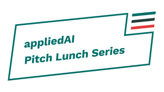 Applied AI pitch lunch series
