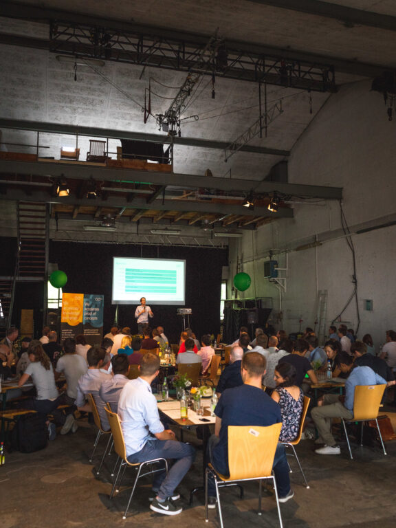 Ecosystem meetup MUCCA July 2019 1