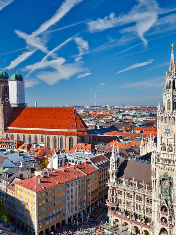 Stockimage - Munich city