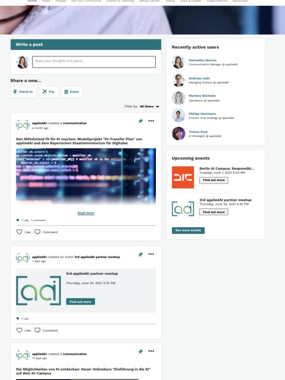 Applied AI Platform Image