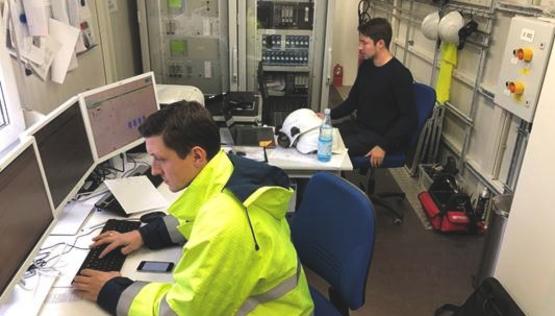 AIPlantControl Employees working