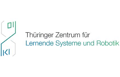 Logo Thüringer Zentrum für Lernende Systeme und Robotik